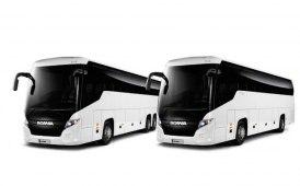 Ibe 2018: pubblico o turistico, per Scania il trasporto passeggeri è sostenibile