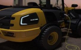 "Volvo CE: elettrici ""compact"" al Bauma"