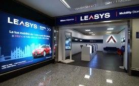 Leasys porta su Amazon il Rent-a-Car
