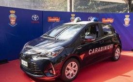 Toyota Yaris Hybrid, la novità per l'Arma
