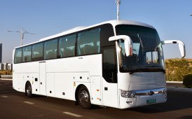 15.000 volte Yutong Bus per l'Africa