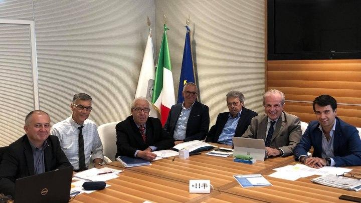 AIIT Board in 2019