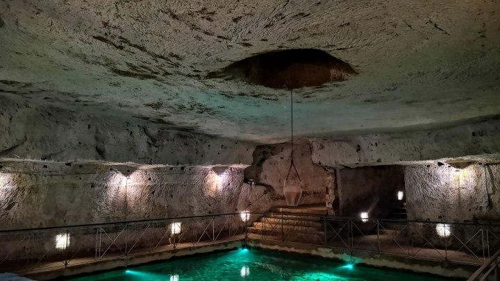 Lo straordinario acquedotto sotterraneo