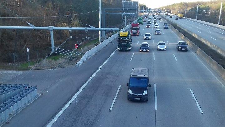 Truck ibridi, elettrici e diesel, in avvicinamento