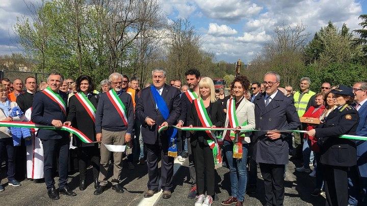 Inaugurazione del 15 aprile