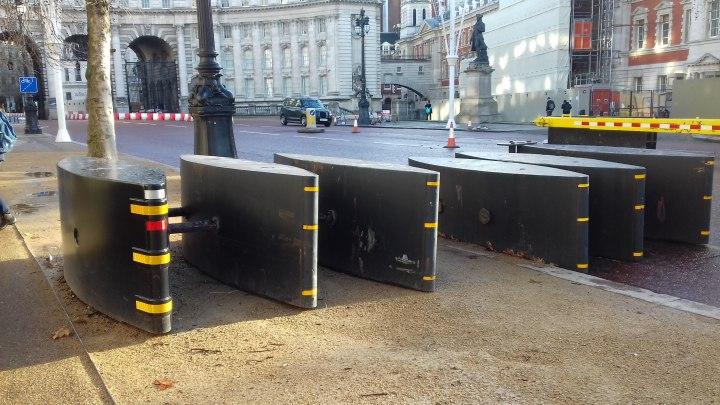 Barriere anti-intrusione
