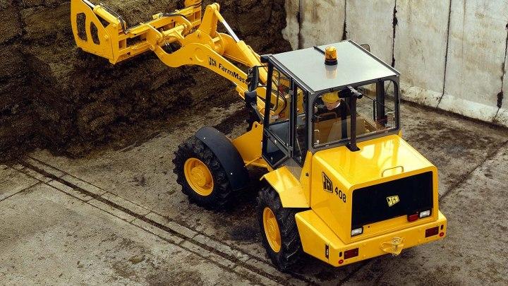 Nel 1990 la 408 debutta al Farm Master