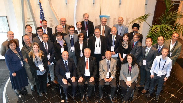 International Workshop on Life-Cycle Performance of Civil Structure and Infrastructure Systems, ASCE Technical Council, Washington DC, USA (November 10, 2015).