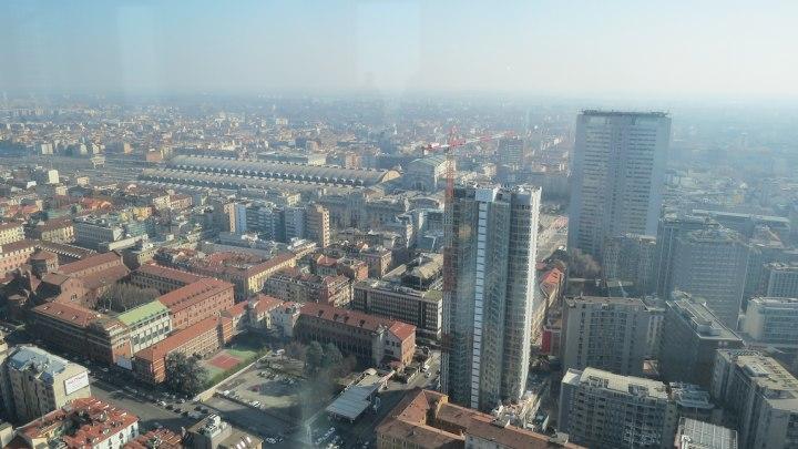Dalle autostrade alle...ferrovie: la Stazione Centrale di Milano